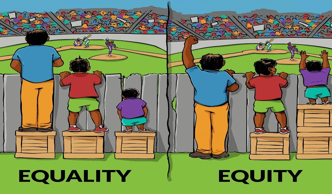 Equity for Equality: How to Differentiate and Why it Matters